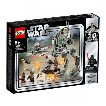 LEGO® Star Wars™ - Clone Scout Walker - editie aniversara 20 ani (75261)