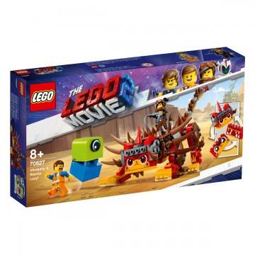 LEGO® Movie - Ultrakatty si Razboinica Lucy (70827)