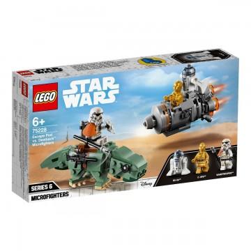 LEGO® Star Wars™ - Capsula de salvare contra Dewback™ Microfighter (75228)