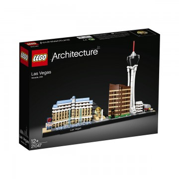 LEGO® Architecture™ - Las Vegas (21047)