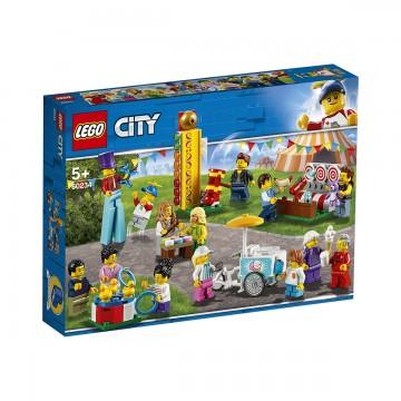 LEGO® City Town - Parcul de distractii (60234)