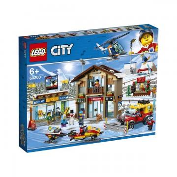 LEGO® City Town - Statiunea de schi (60203)