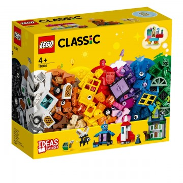 LEGO® Classic - Ferestre de creativitate (11004)