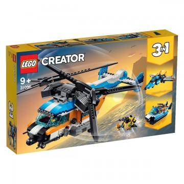 LEGO® Creator - Elicopter cu rotor dublu (31096)