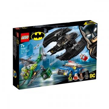 LEGO® Super Heroes - Batman Batwing Si Furtul Lui Riddler (76120)