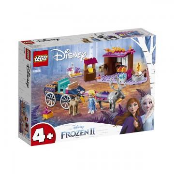 LEGO® Disney Princess™ - Aventura Elsei cu caruta (41166)