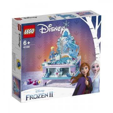 LEGO® Disney Princess™ - Cutia de bijuterii a Elsei (41168)
