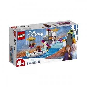 LEGO® Disney Princess™ - Expeditia cu Canoe a Anei (41165)
