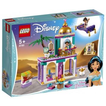 LEGO® Disney Princess™ Aventurile de la palat ale lui Aladdin si Jasmina (41161)