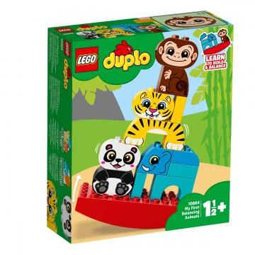 LEGO® DUPLO® - Primul meu balansoar cu animale (10884)