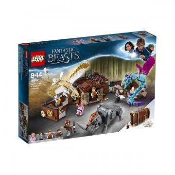 LEGO® Harry Potter™ - Cazul lui Newt cu creaturi magice (75952)