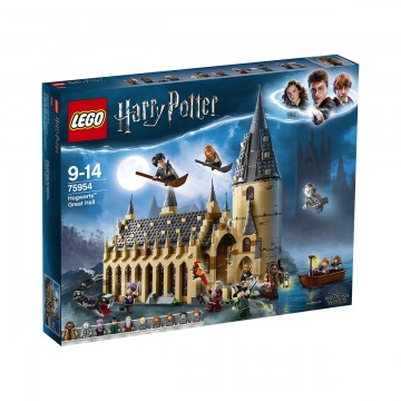 LEGO® Harry Potter™ - Sala mare Hogwarts (75954)