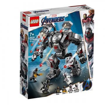 LEGO® Marvel Avengers - Spargator de Masini de razboi (76124)