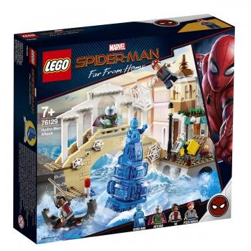 LEGO® Marvel Super Heroes - Atacul lui Hydro-Man (76129)