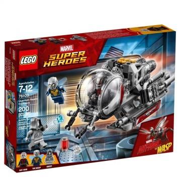 LEGO® Marvel Super Heroes - Exploratorii Taramului Cuantic (76109)