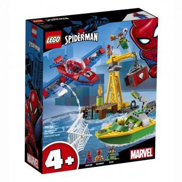 LEGO® Marvel Super Heroes - Spider-Man: Doc Ock si furtul diamantelor (76134)