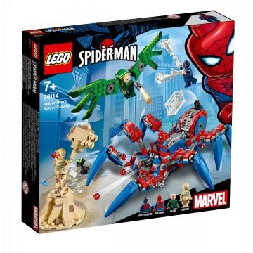 LEGO® Marvel Super Heroes - Vehiculul lui Spider-Man (76114)