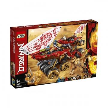 LEGO® NINJAGO® - Bounty de teren (70677)