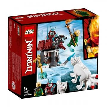 LEGO® NINJAGO® - Calatoria lui Lloyd (70671)