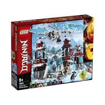 LEGO® NINJAGO® - Castelul imparatului parasit