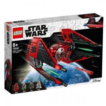LEGO® Star Wars™ - TIE Fighter™-ul Maiorului Vonreg (75240)