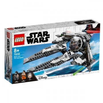 LEGO® Star Wars™ - TIE Interceptor Asul negru (75242)