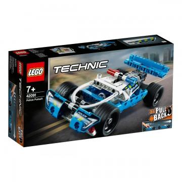 LEGO® Technic - Urmarirea politiei (42091)