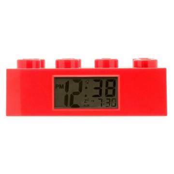 LEGO, Ceas cu alarma - Caramida rosie