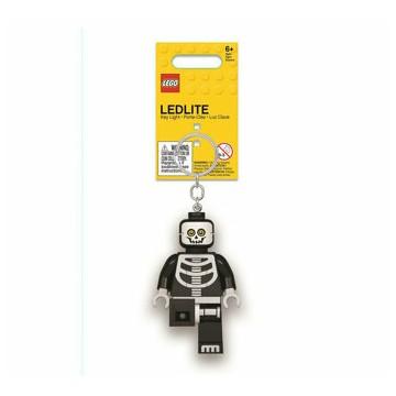 LEGO Classic, Breloc cu laterna - Skeleton