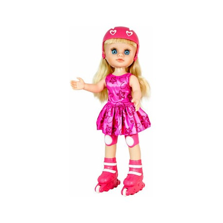 Papusa Maia pe role rochita roz