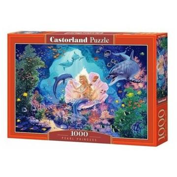 Puzzle Printesa Perla, 1000 piese