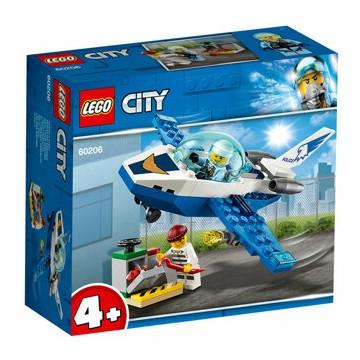 LEGO City, Avionul politiei aeriene 60206