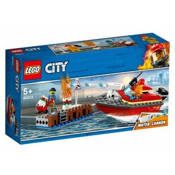 LEGO City, Incendiul de la docuri 60213