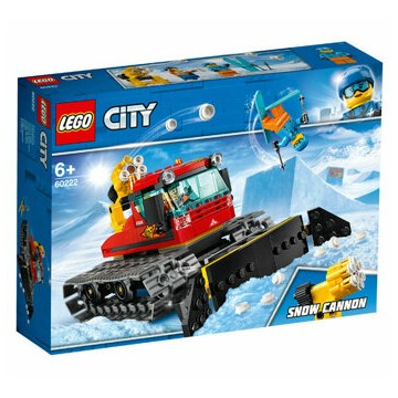 LEGO City, Compactor de zapada 60222