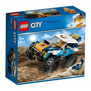 LEGO City, Masina de raliu din desert 60218