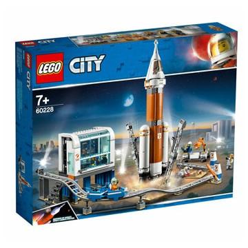 LEGO City, Racheta pentru spatiul indepartat si Centrul de comanda a lansarii 60228