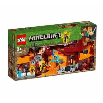 LEGO Minecraft, Podul Flacarilor 21154