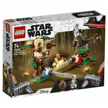 LEGO Star Wars, Atacul Action Battle Endor 75238