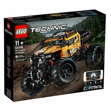 LEGO Technic, 4x4 X-treme Off-Roader 42099