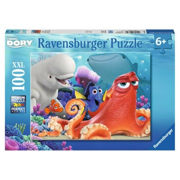 Puzzle Finding Dory, 100 piese
