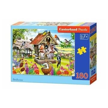 Puzzle Casa pasarelelor, 180 piese