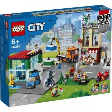 LEGO® City - Centrul orasului (60292)