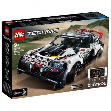 LEGO® Technic - Masina de raliuri Top Gear (42109)