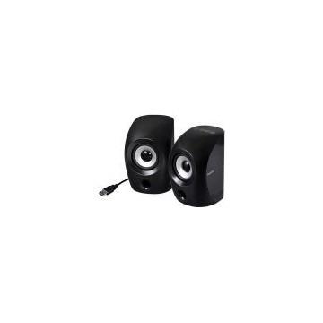 Boxe GIGABYTE GP-S3000, 2.0, USB 3.0 (Negre)