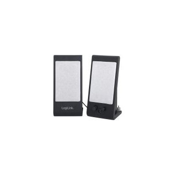 Boxe 2.0 LogiLink SP0025 (Negre)