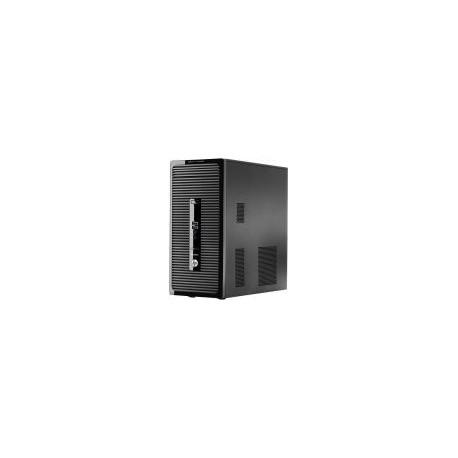 Sistem PC HP ProDesk 400 G2 MT (Procesor Intelu00AE Coreu2122 i3-4150 (3M Cache, 3.50 GHz), Haswell, 4GB, 500GB @7200rpm, Tastatura+Mouse)