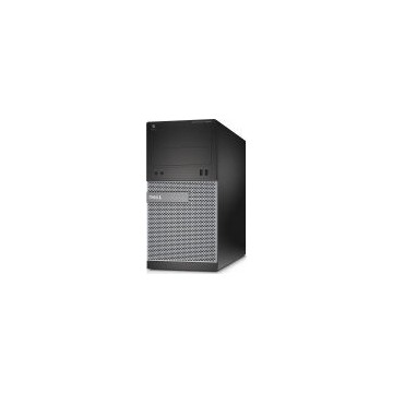 Sistem PC Dell OptiPlex 3020 MT (Procesor Intelu00AE Coreu2122 i5-4590 (6M Cache, up to 3.70 GHz), Haswell, 8GB, 500GB @7200rpm, Ubuntu, Tastatura+Mouse, 3 Ani Garantie)