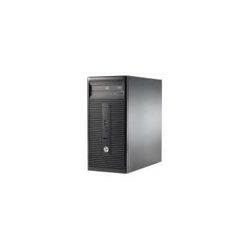 Sistem PC HP 280 G1 MicroTower (Procesor Intelu00AE Coreu2122 i3-4160 (3M Cache, 3.60 GHz), Haswell, 4GB, 500GB @7200rpm, Tastatura+Mouse)