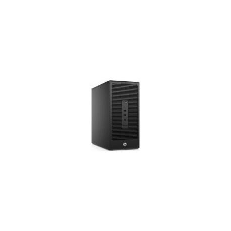 Sistem PC HP 285 G2 MT (Procesor AMD Dual Core A6-5400B (3.6 GHz, 1MB Cache), 4GB, 1TB @7200rpm, Tastatura+Mouse)