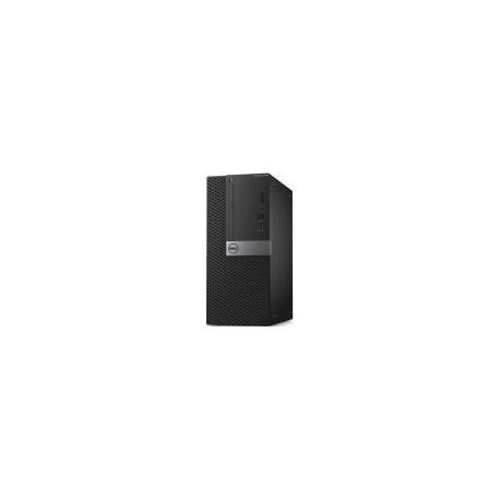 Sistem PC Dell OptiPlex 5040 MT (Procesor Intelu00AE Coreu2122 i3-6100 (3M Cache, 3.70 GHz), Skylake, 4GB, 500GB @7200rpm, Ubuntu, Tastatura+Mouse)